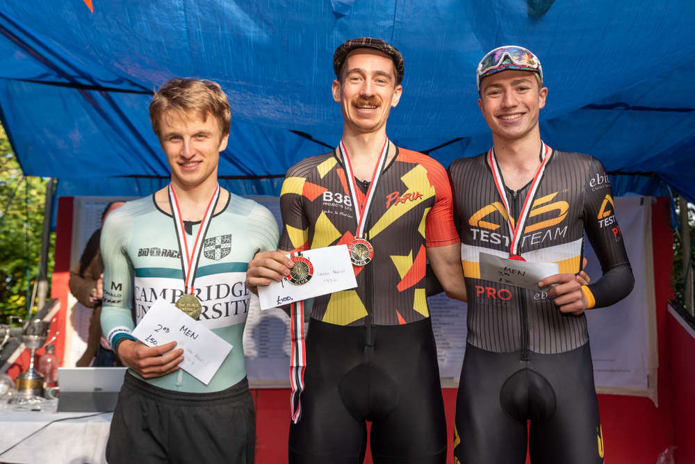 2019 Bec Hill Climb Results