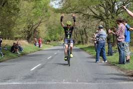 Andy Betts Wins Bec Open RR