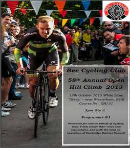 Bec Hill Climb - LATEST