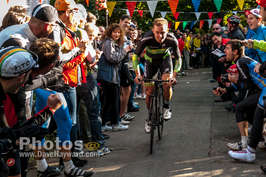 Jack Pullar wins Hill Climb with new record