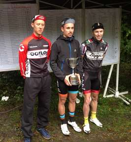 Jack Pullar wins Hill Climb - Again!
