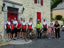 Club Holiday in Pyrenees