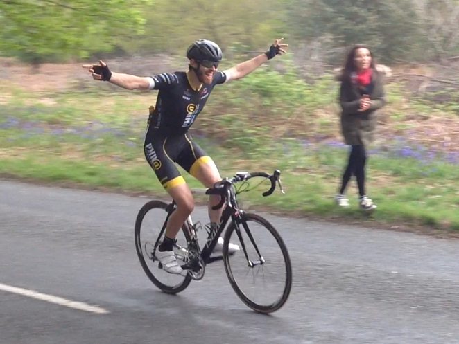 Isaac Mundy - PMR @ Toachim House - Wins Road Race
