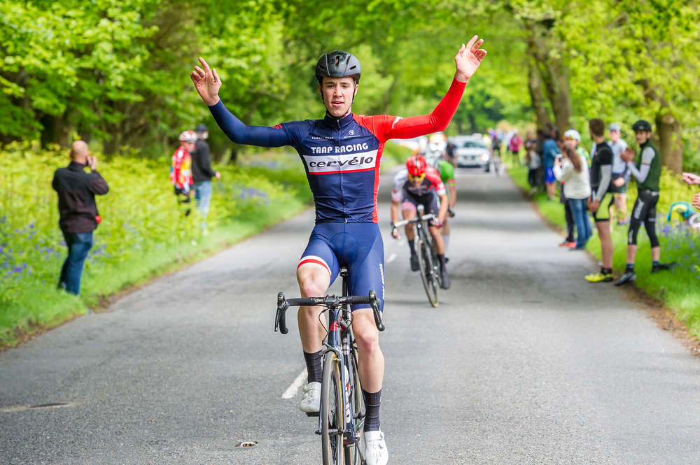 Matthew Downie - TAAP Cervelo Wins Road Race